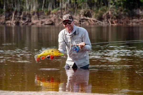 Rio Marie, Peacock Bass, Amazon
