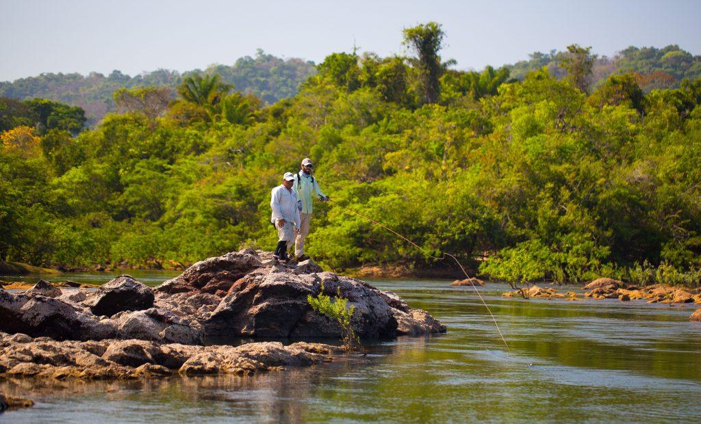 Kendjam, Brazil, Amazon, Fly Fishing