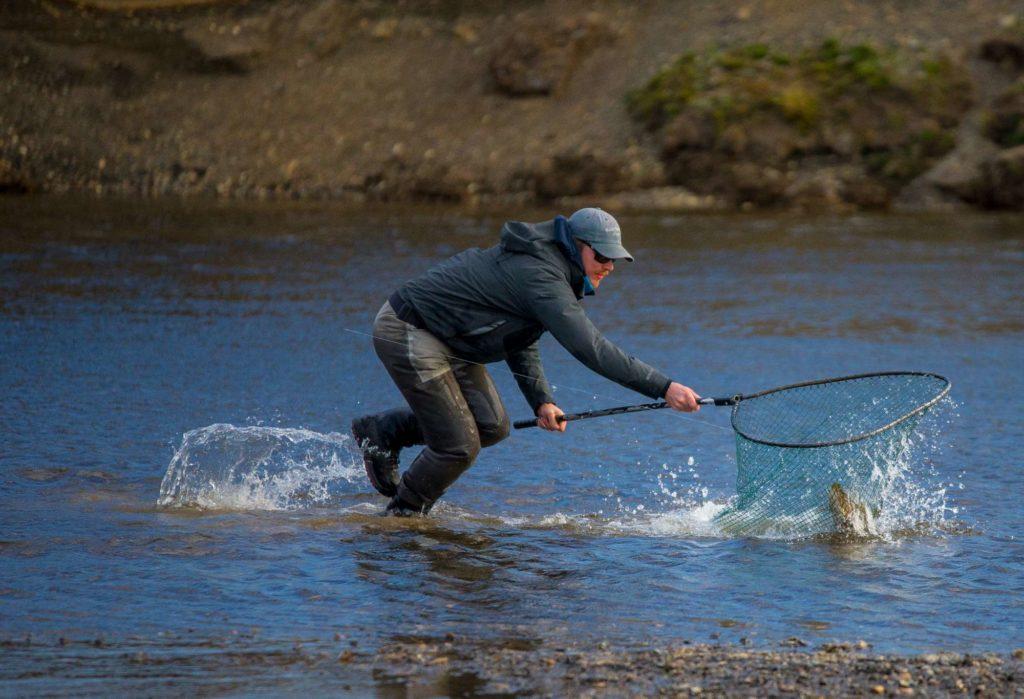Kau tapen lodge, sea trout fishing, tierra del fuego, rio grande, rio grande sea trout, nervous waters, aardvark mcleod, rio menendez