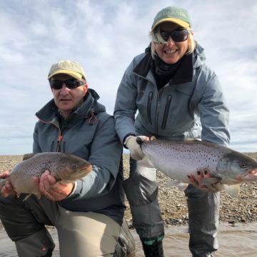 Sea Trout, Rio Grande, Aardvark McLeod