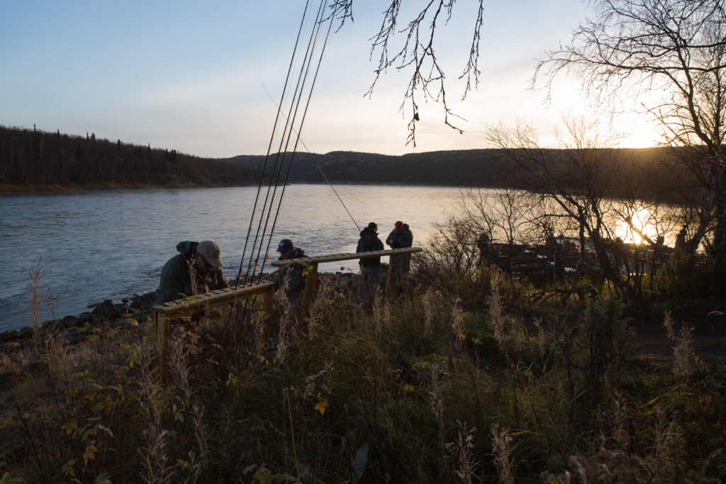 Ponoi River, Atlantic Salmon, Russia, Aardvark McLeod