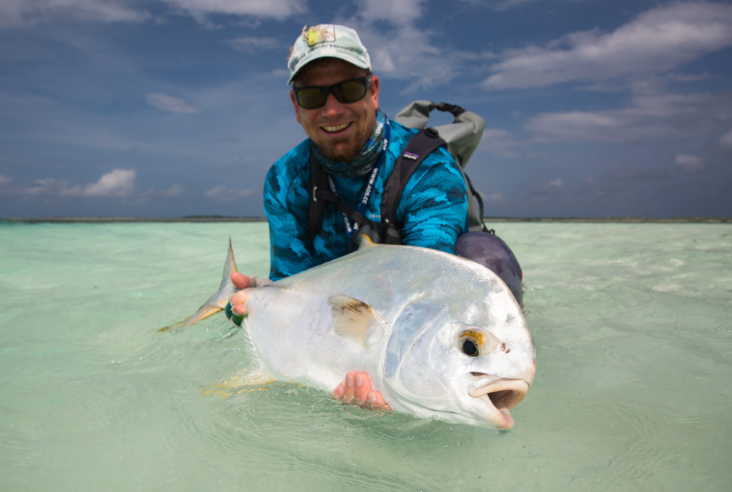 Permit, Permit fishing, Saltwater fly fishing, Aardvark McLeod