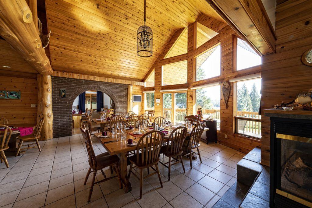 Yellow Cedar Lodge, Nicholas Dean, Steelhead, Aardvark McLeod