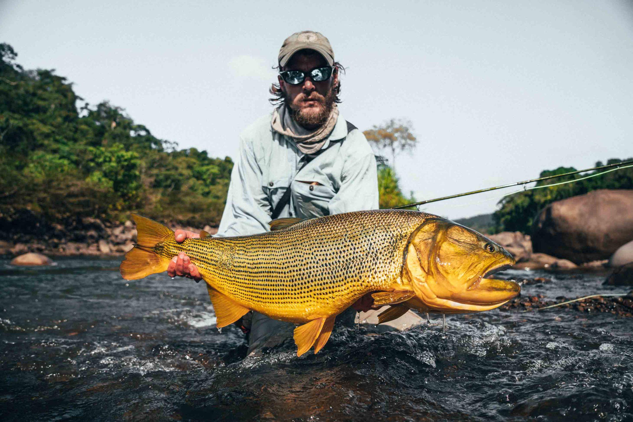 yuracare lodge, tsimane, bolivia, untamed angling, jungle fishing, golden dorado, pacu, aardvark mcleod