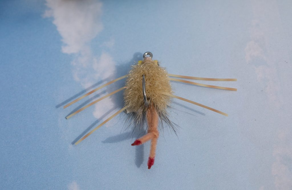 Olly Thompson, Fly Tying, Pemit Flies, Permit, Aardvark McLeod
