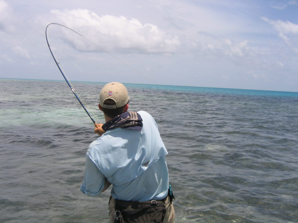 Giant Trevally, GT - A fly Fishers Guide to Goiant Trevally