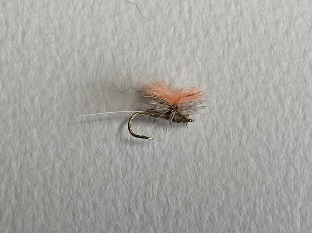 Alex Jardine, Fly tying, Chalkstream Fly Fishing, Dry Fly