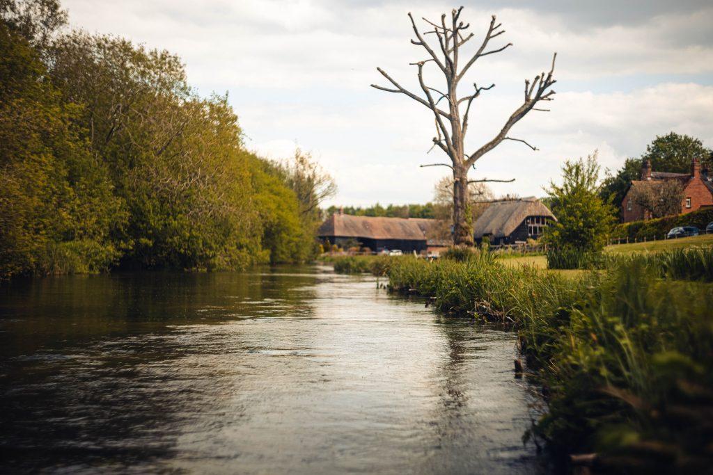 Tufton, River Test, Aardvark McLeod