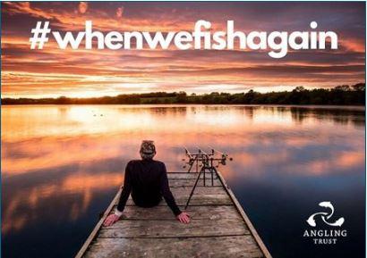 Angling Trust, Aardvark McLeod, whenwefishagain