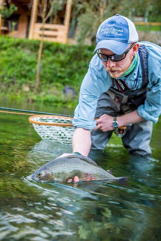 Bosnia, Pliva River, Trout Fishing, Aardvark McLeod