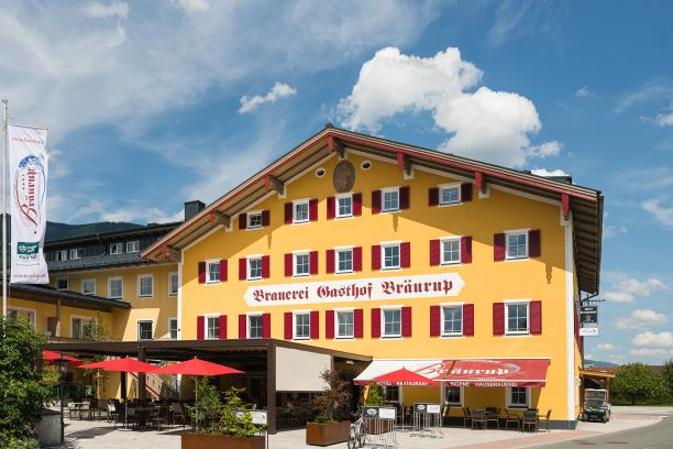 Hotel Braurup Austria, Fly Fishing Austria, Trout Fishing Austria