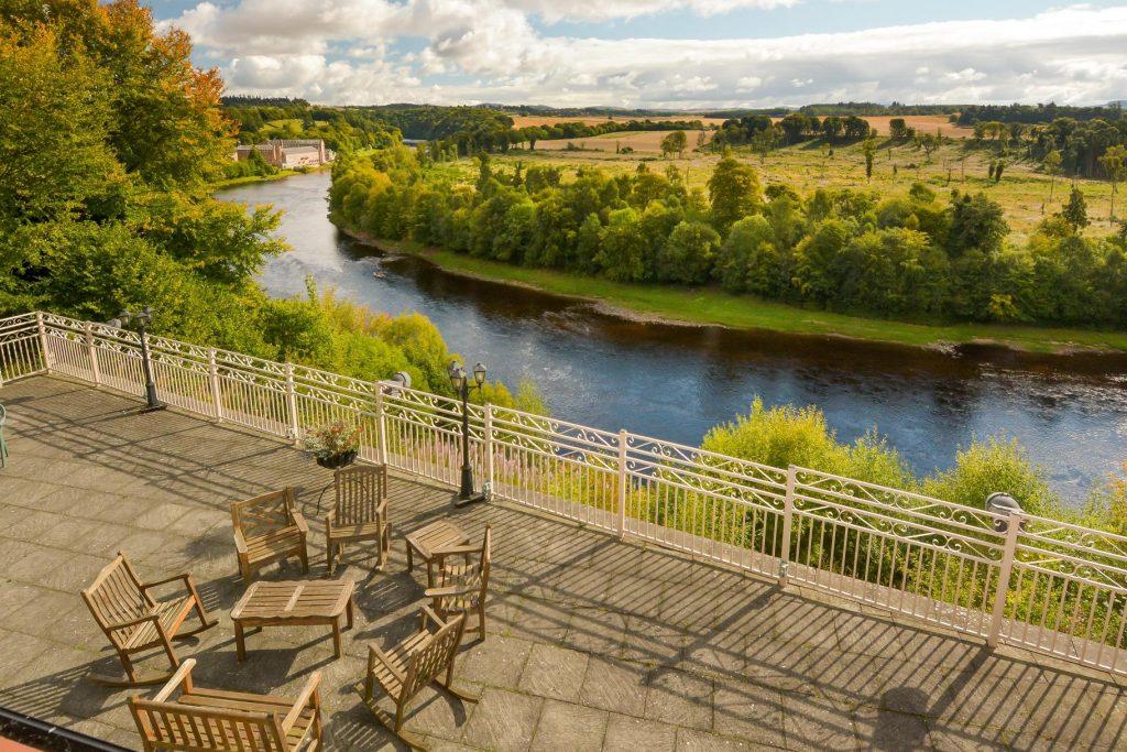 Summerhill, Stobhall Beat, River Tay, Scotland, Aardvark McLeod
