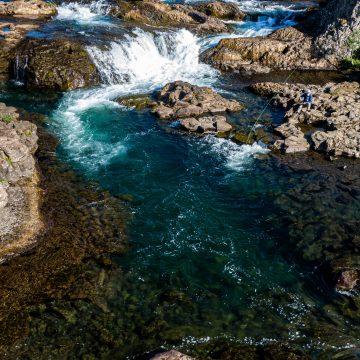 Laxa I Kjos, Salmon fishing, Iceland, Aardvark McLeod