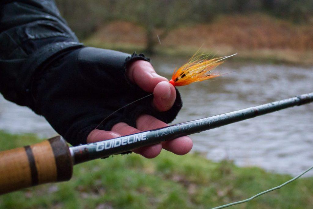 River Tweed Salmon Fishing, Chasing Fins Salmon Fishing, Scotland Salmon Fishing, Aardvark McLeod Salmon Fishing