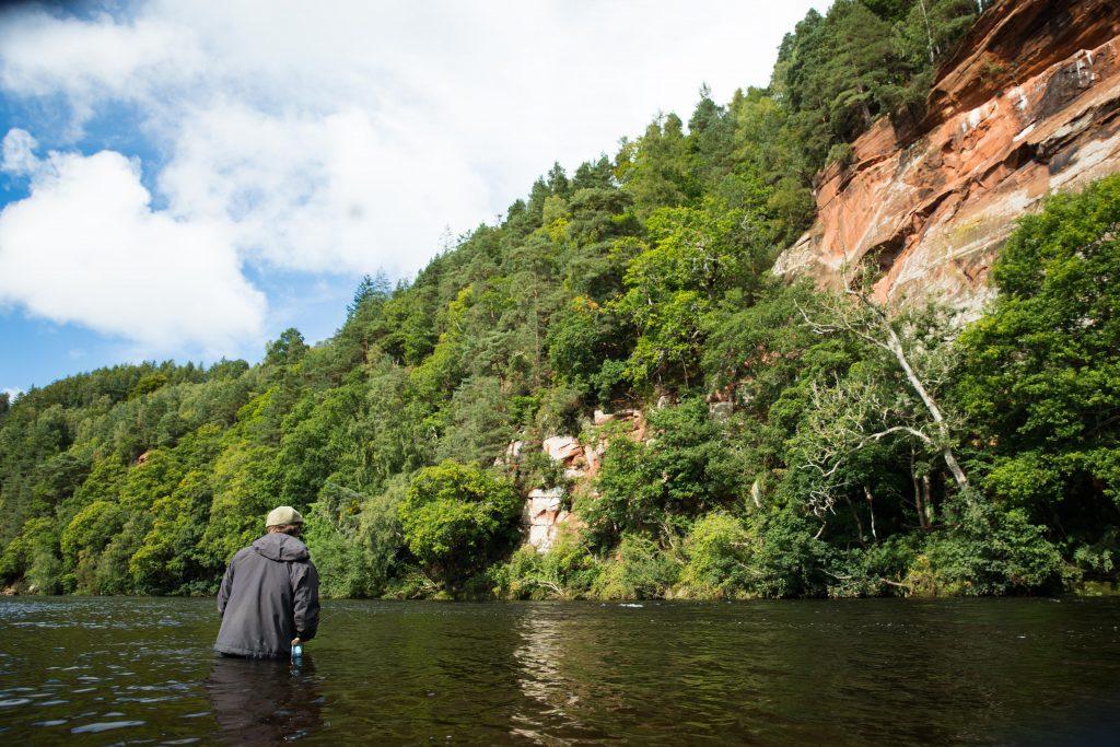 River Eden, Salmon Fishing, Cumbria