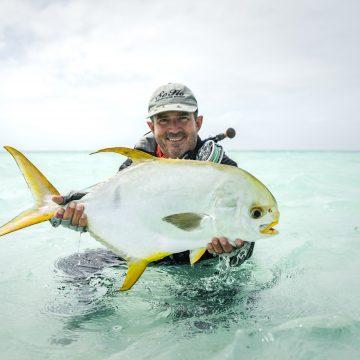 Alphonse Island, Seychelles, permit, Aardvark McLeod
