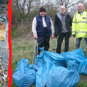 Anglers Against Litter, Angling Trust