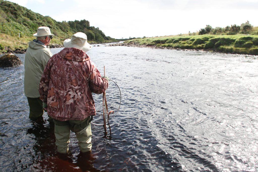 Girnal, River Brora, Aardvark McLeod