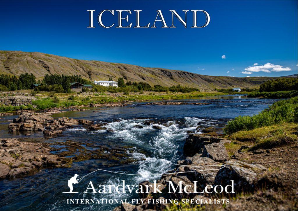 Aardvark McLeod Iceland Fly Fishing Brochure 2021