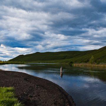 Laxa I Adaldal, Iceland, Aardvark McLeod