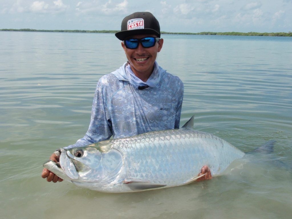 El Pescador, Belize, Aardvark McLeod