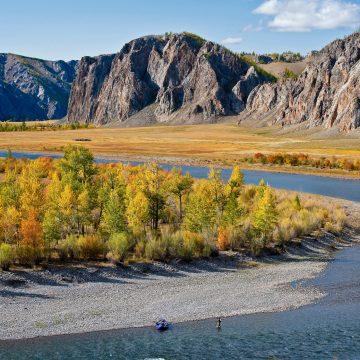 Mongolia, Taimen Fishing, Aardvark McLeod