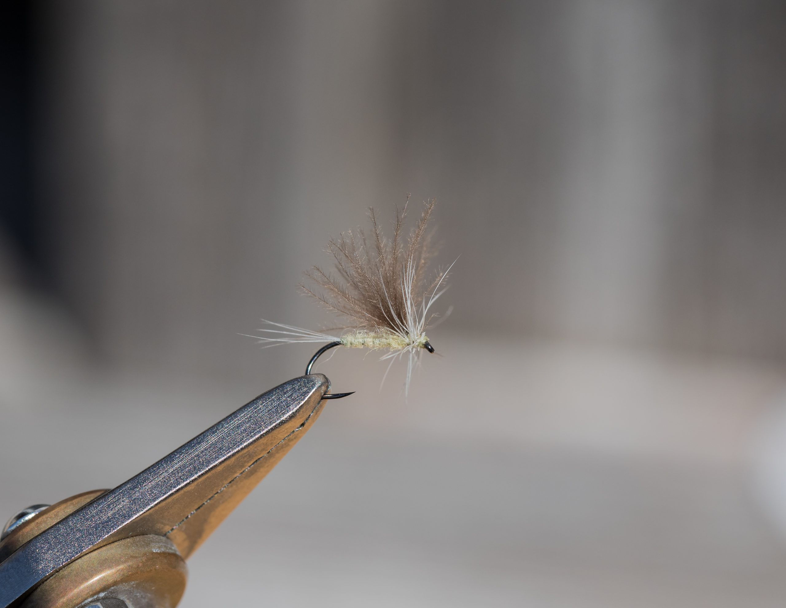 chalkstream flies, river test