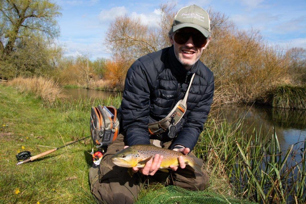 Westfair, River Anton, chalkstream fly fishing, grayling fishing, trout fishing, Aardvark McLeod