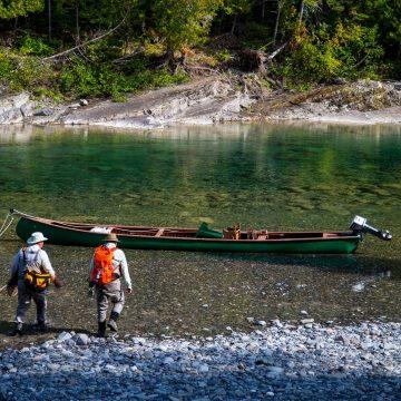 Camp Bonaventure, Canada, Atlantic salmon, Aardvark McLeod